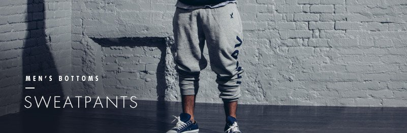 Men's Bottoms Sweatpants