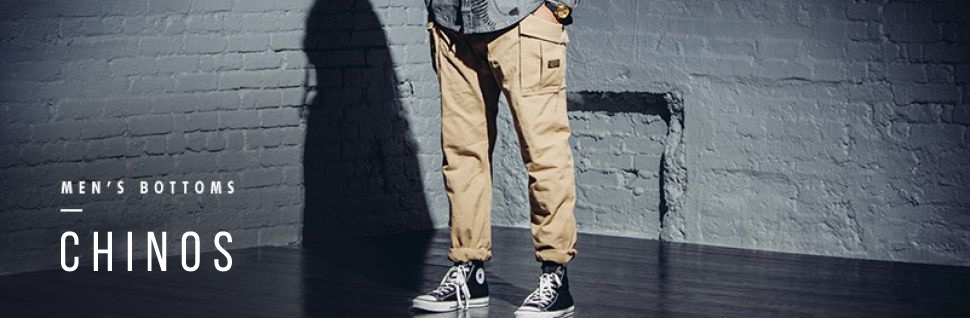 Men's Bottoms Chinos