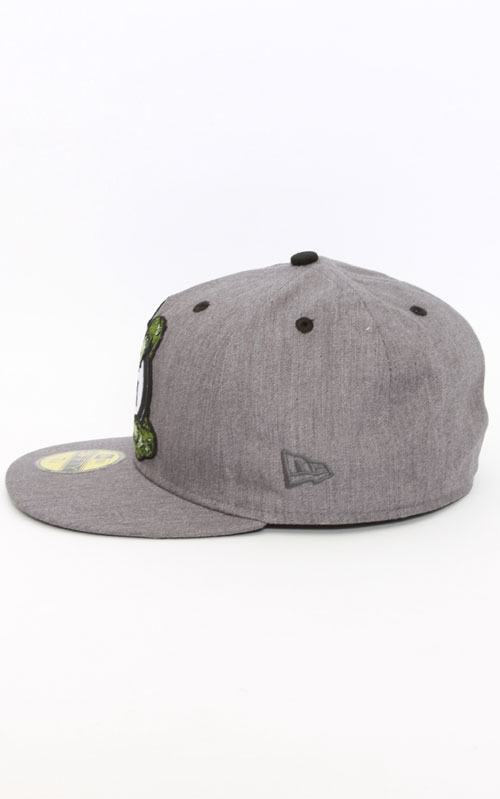 Dumb Luck NE Fitted Hat 4