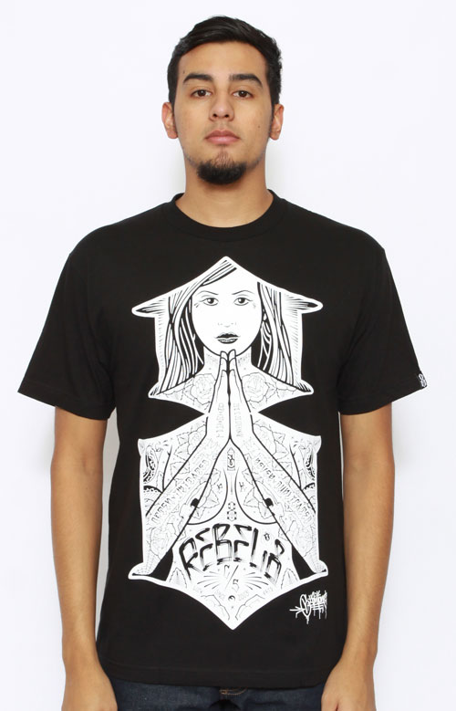 Blessed Up T-Shirt - Black