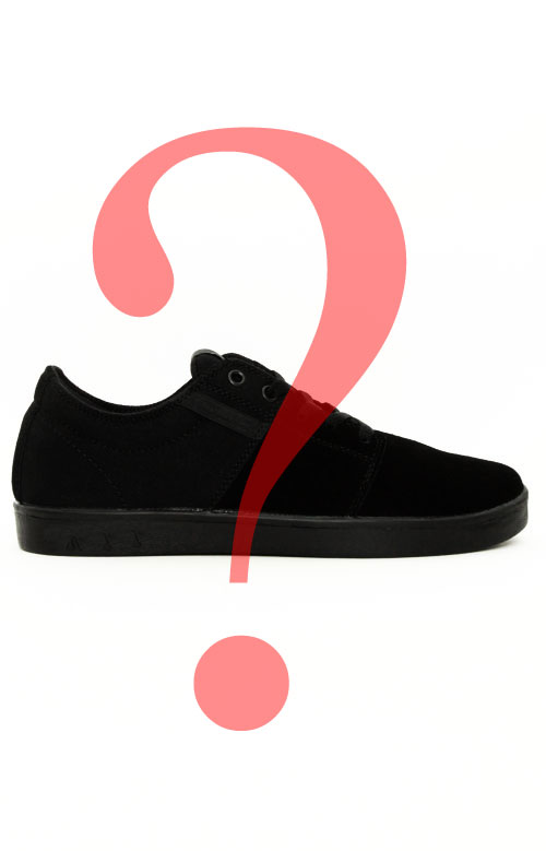Mystery Shoes