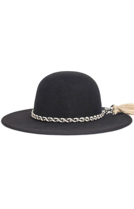 Brixton Clothing, Stills Fedora - Black