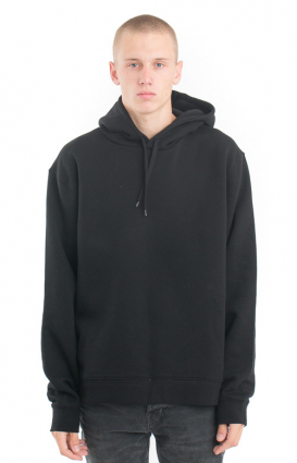 Cheap Monday, Black Pullover Hoodie - Cheap Monday - MLTD