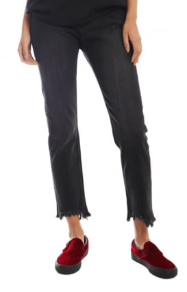 Cheap Monday Womens Clothing, Common Jeans - Improve Black