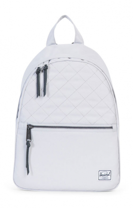 Herschel Clothing, Town Women's Quilted Backpack - Lunar Rock