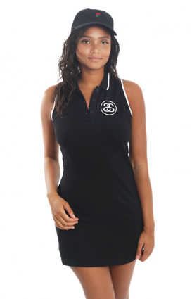 Stussy Womens Clothing, Ace Pique Dress