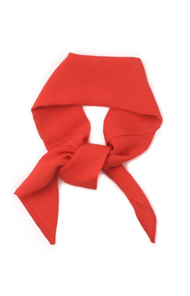 Vanessa Mooney Clothing, The Annie Bandana - Cherry Red