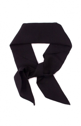 Vanessa Mooney Clothing, The Rosa Bandana - Black