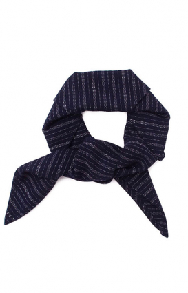 Vanessa Mooney Clothing, The Thea Bandana - Navy