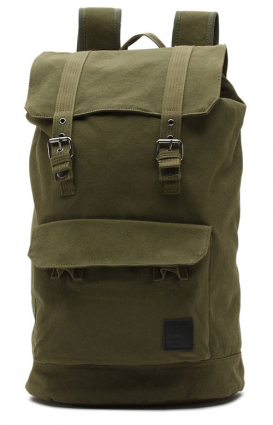 Vans Womens Clothing, Commissary Backpack - Ivy Green