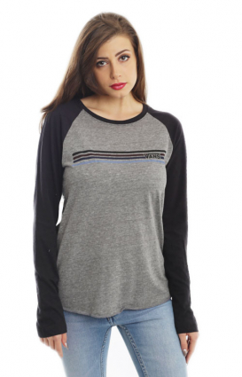 Vans Womens Clothing, Elementary Raglan