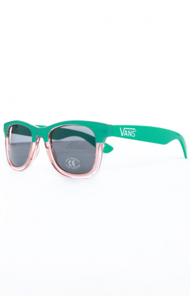Vans Womens Clothing, Janelle Hipster Sunglasses - Columbia