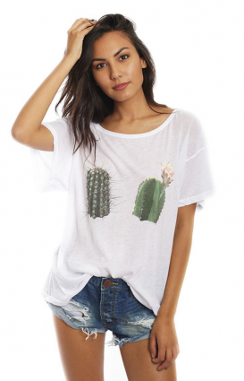 Wildfox Clothing, Don't Touch T-Shirt