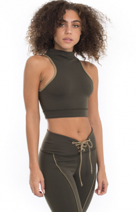 Year Of Ours Clothing, Open Back Sports Bra