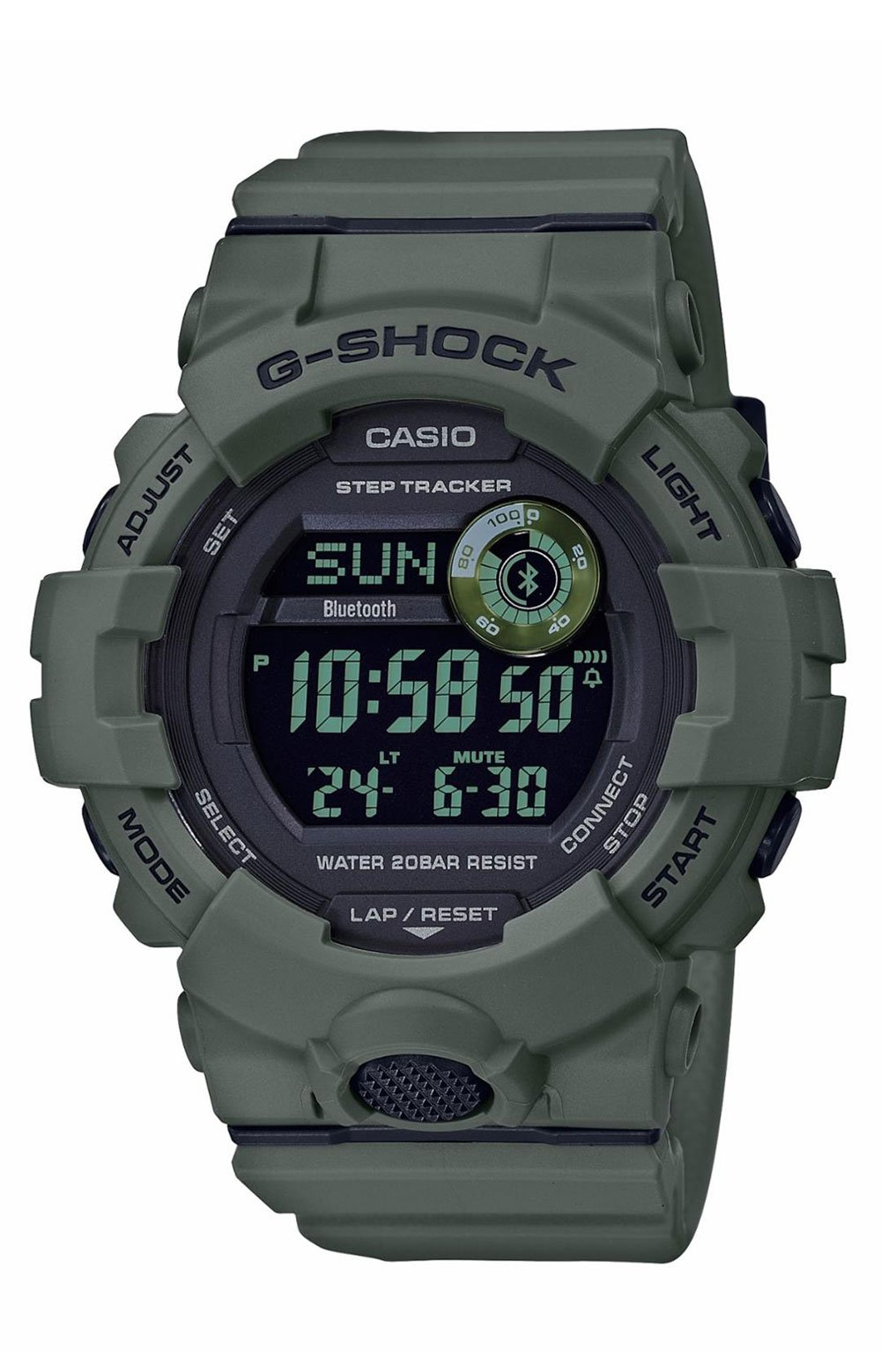 GBD800UC-3 Watch - Green