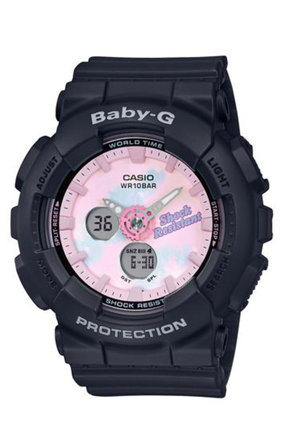 Baby-G BA120T-1A Watch - Black 1