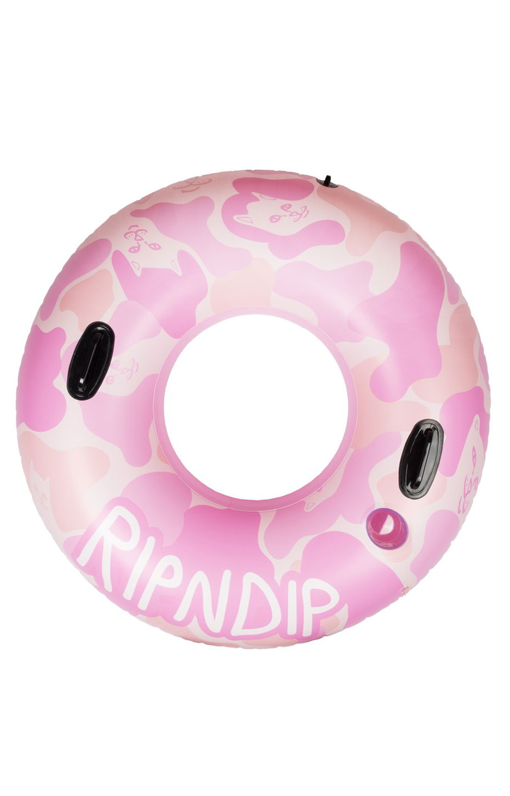 Tube Pool Float - Pink Camo