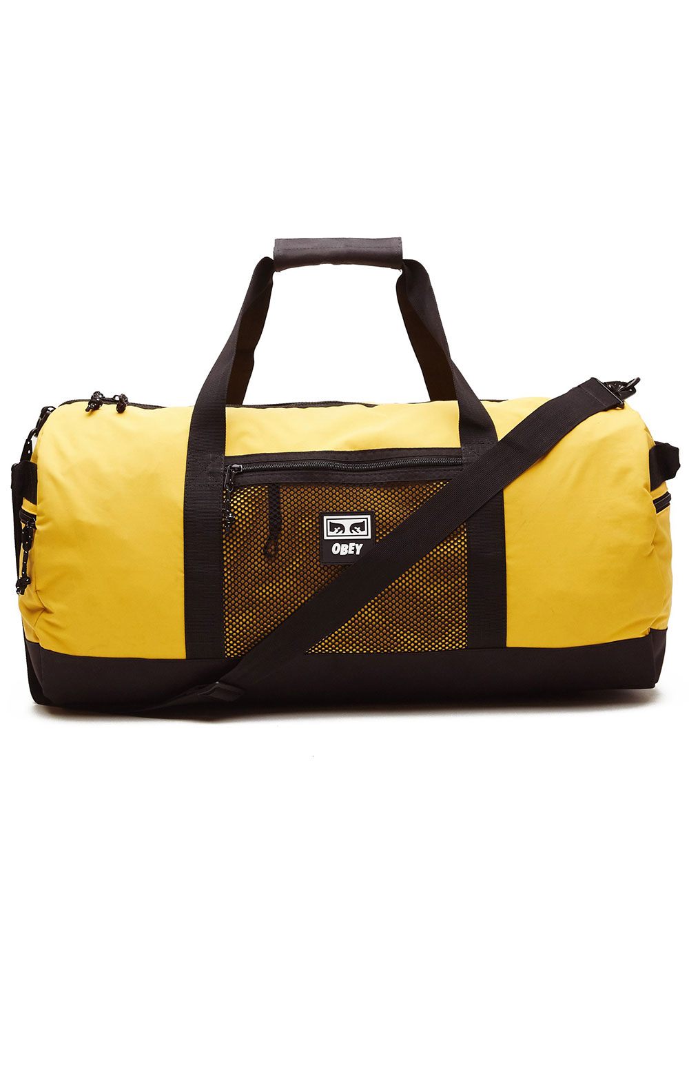 Conditions Duffle Bag - Energy Yellow
