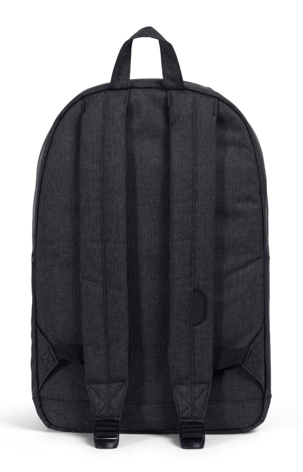 Pop Quiz Backpack - Black Crosshatch/Black 3