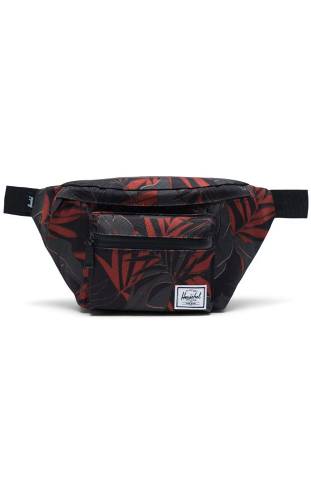 Seventeen Fanny Pack - Dark Olive Palm