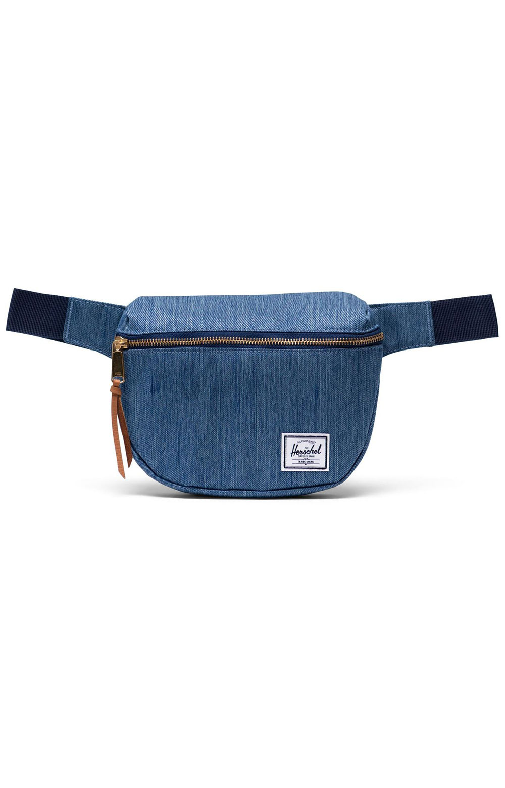 Fifteen Hip Pack - Faded Denim
