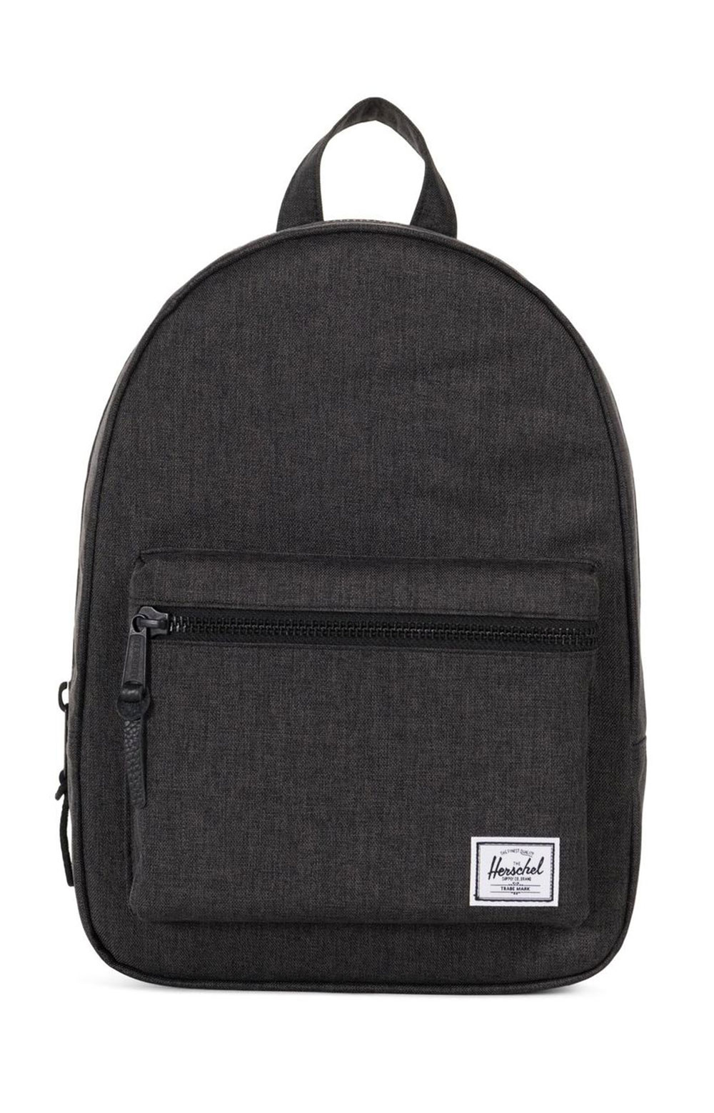 Grove S Backpack - Black Crosshatch