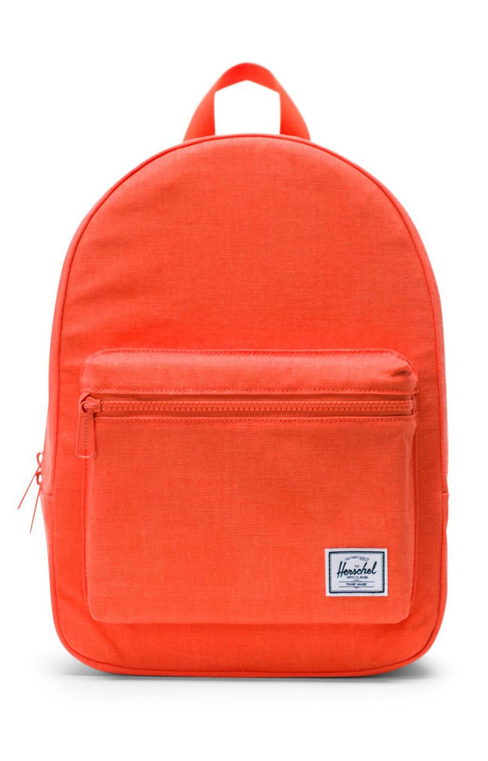 Grove XS Backpack - Canvas Vermillion Orange