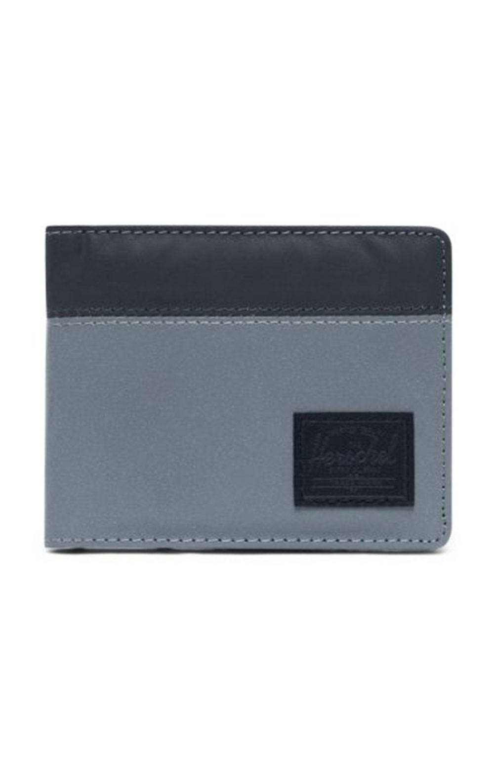 Roy Wallet - Silver Reflective