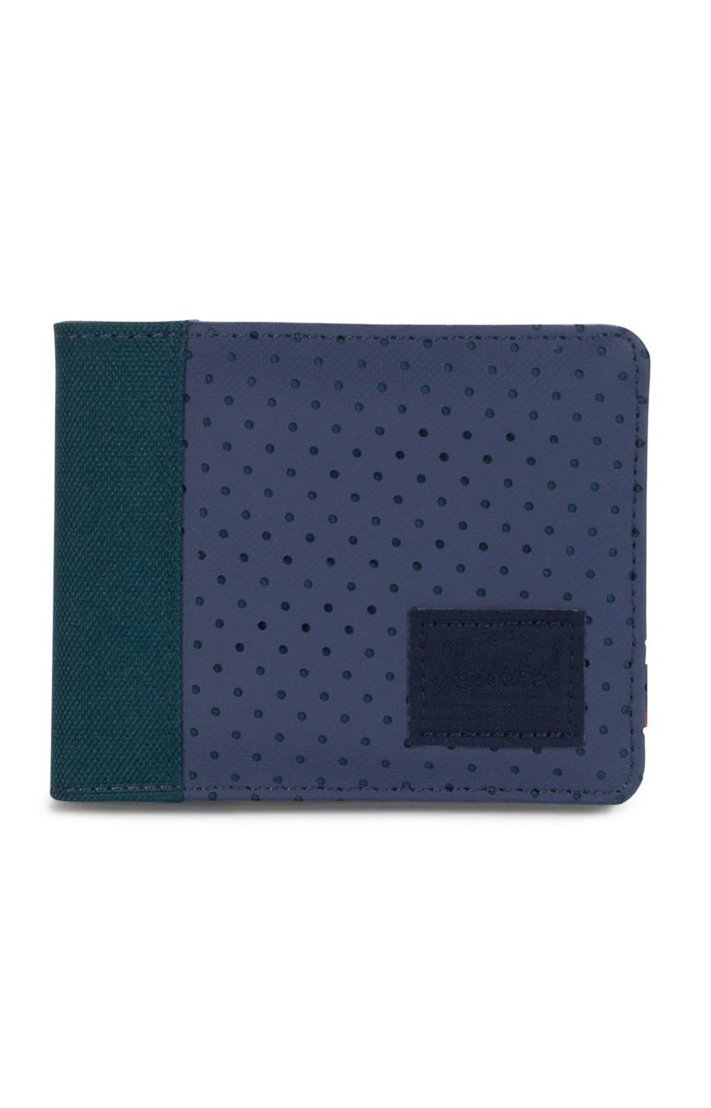 Edward Wallet - Dark Teal/Peacoat