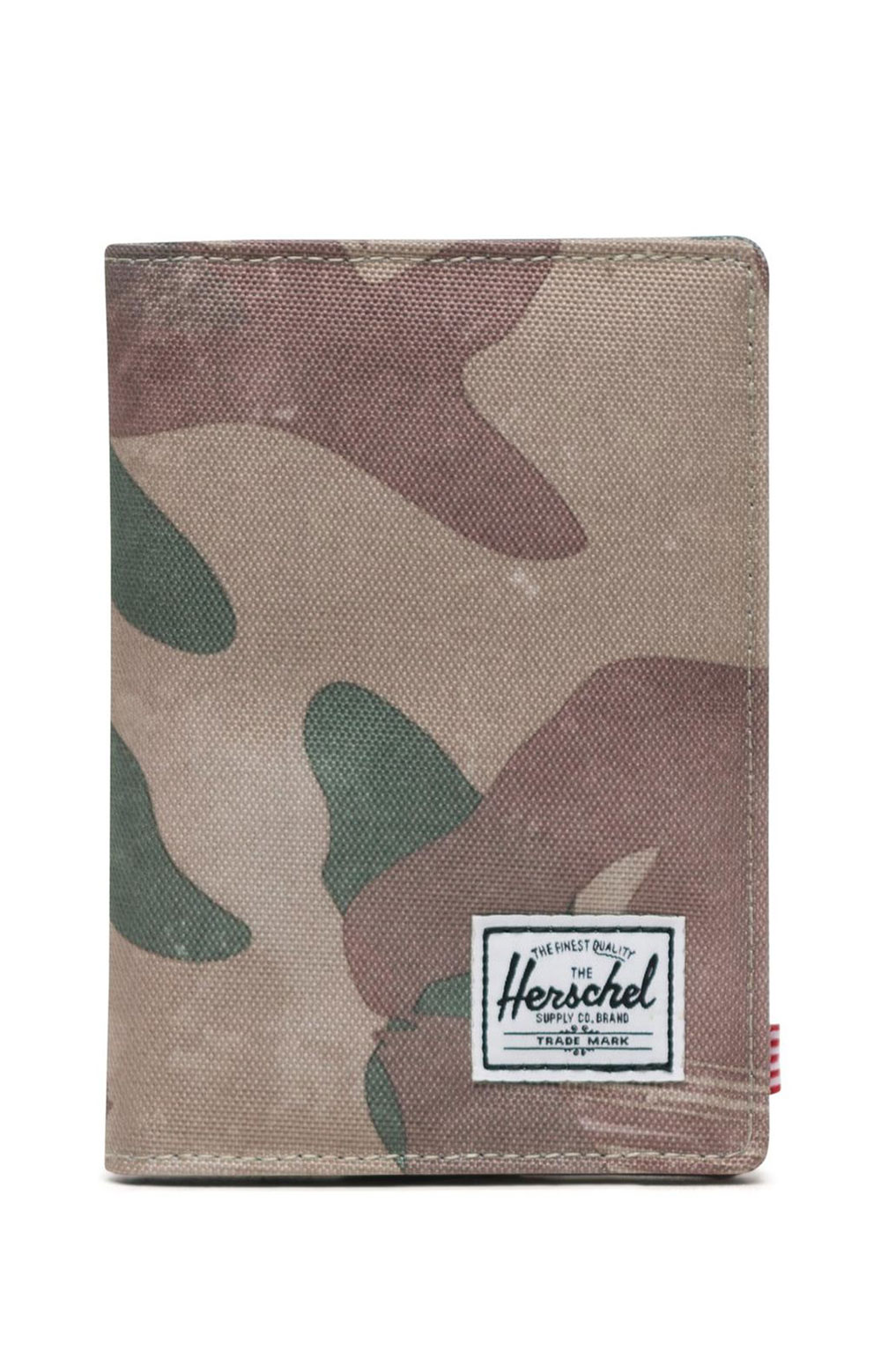 Raynor Passport Holder - Brushstroke Camo