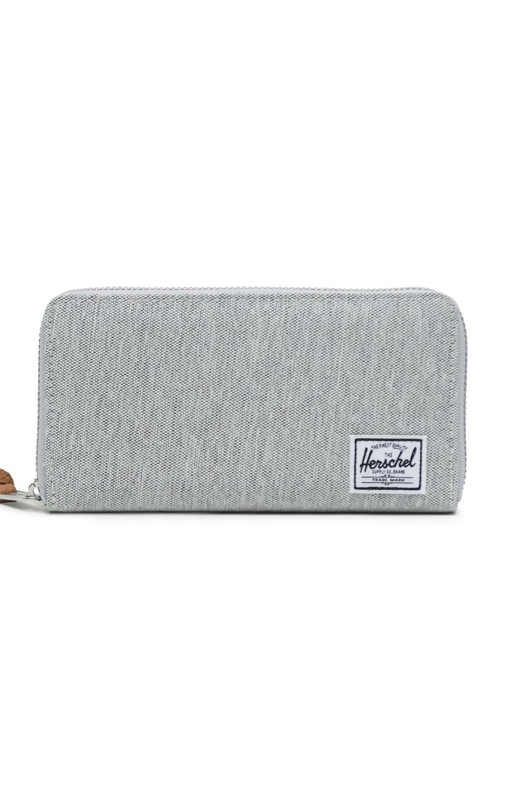 Thomas Wallet - Light Grey X