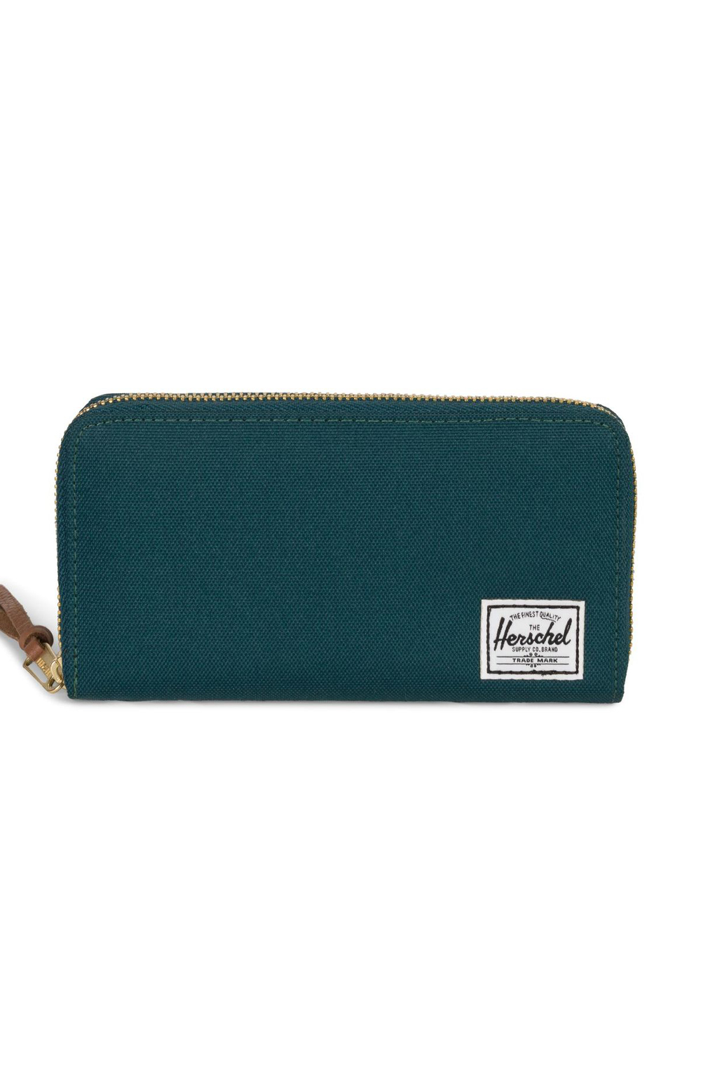 Thomas Wallet - Deep Teal