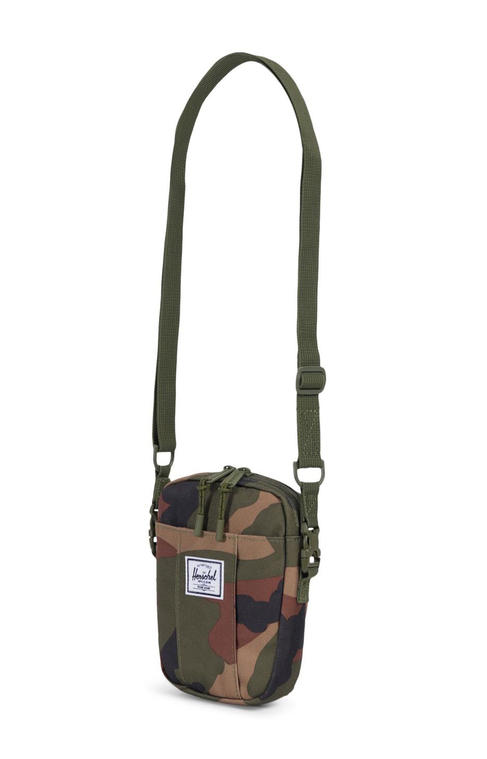 Cruz Crossbody Bag - Woodland Camo 2