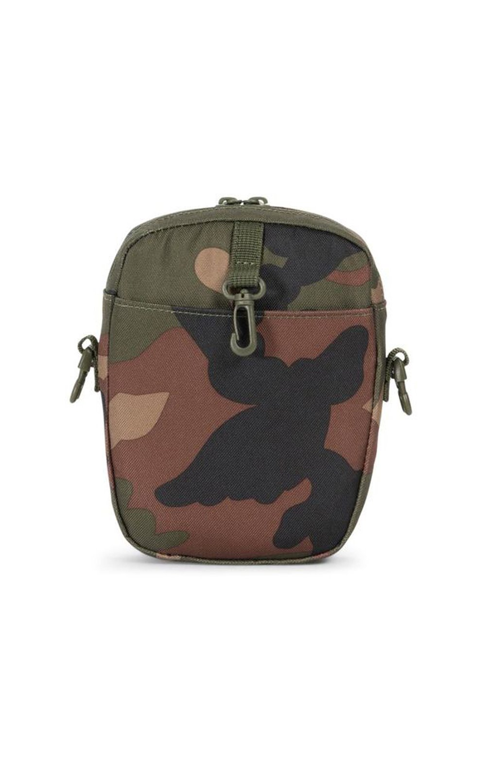 Cruz Crossbody Bag - Woodland Camo 3