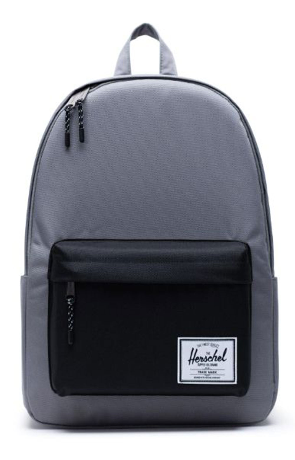 Classic Backpack XL -Grey/Black