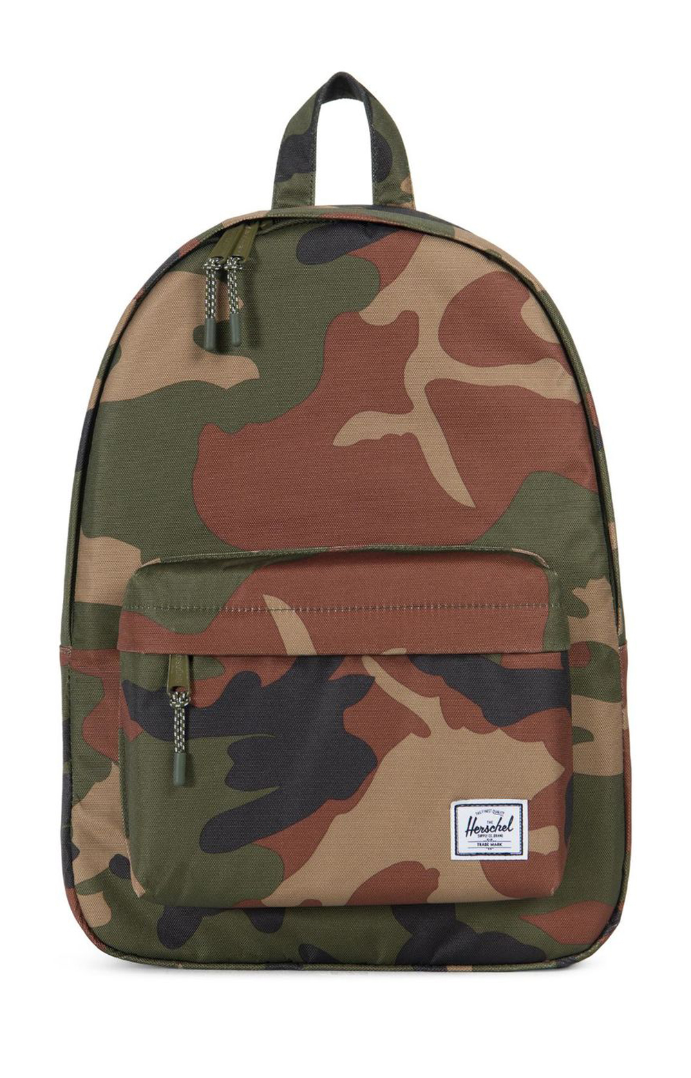 Classic Backpack - Woodland Camo