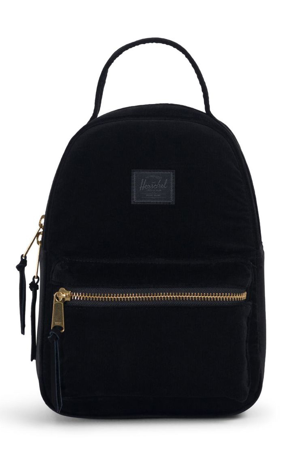 4ce1152774f Nova Mini Corduroy Backpack - Black