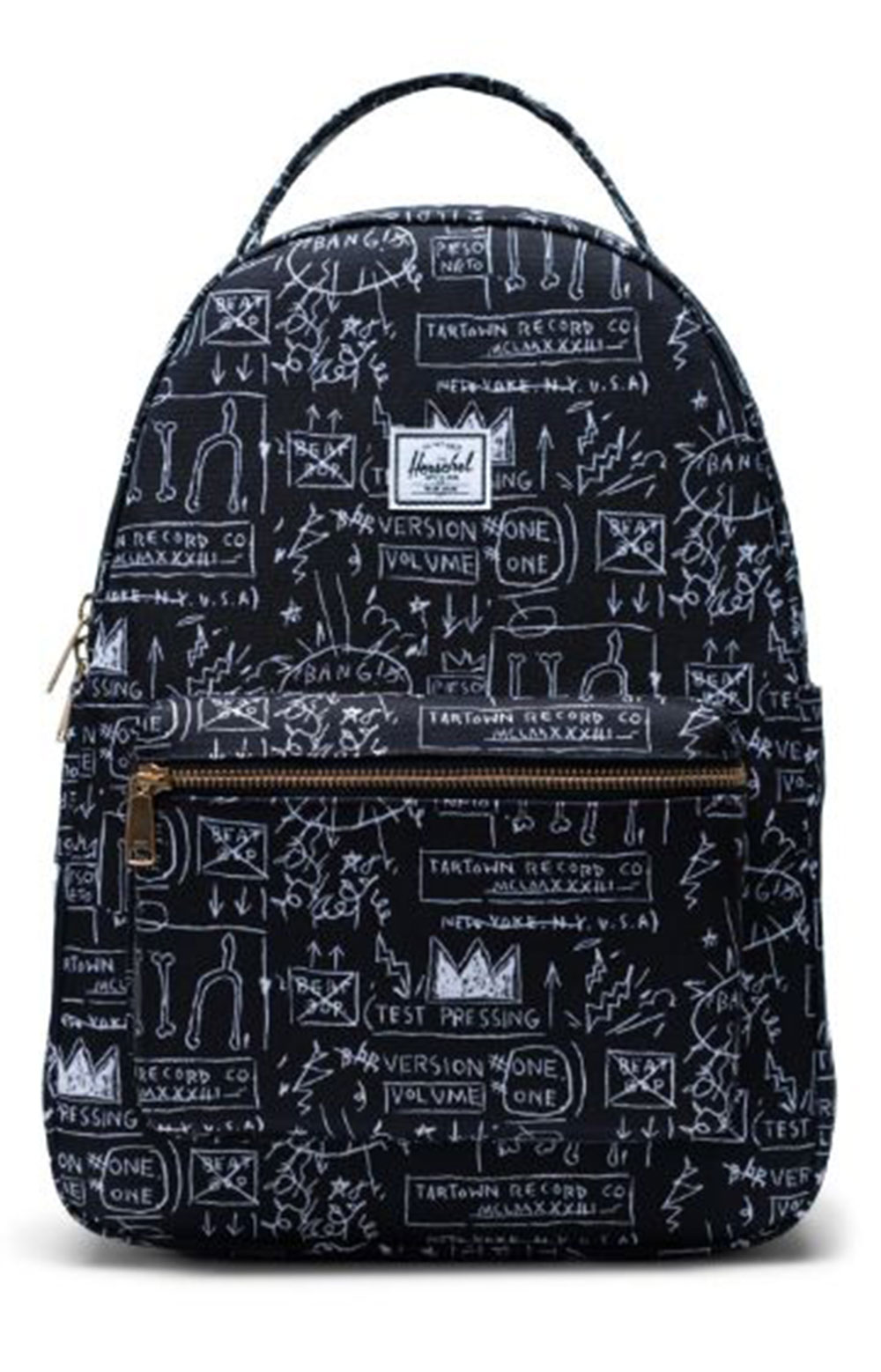 Basquiat Nova Mid Backpack  - Basquiat Beat Bop