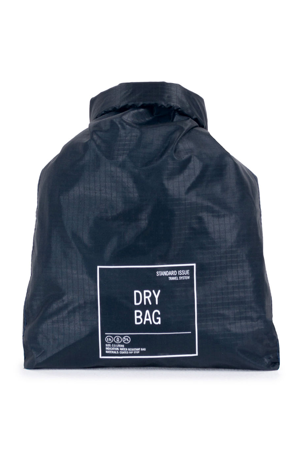 Dry Bag - Navy/Red 2