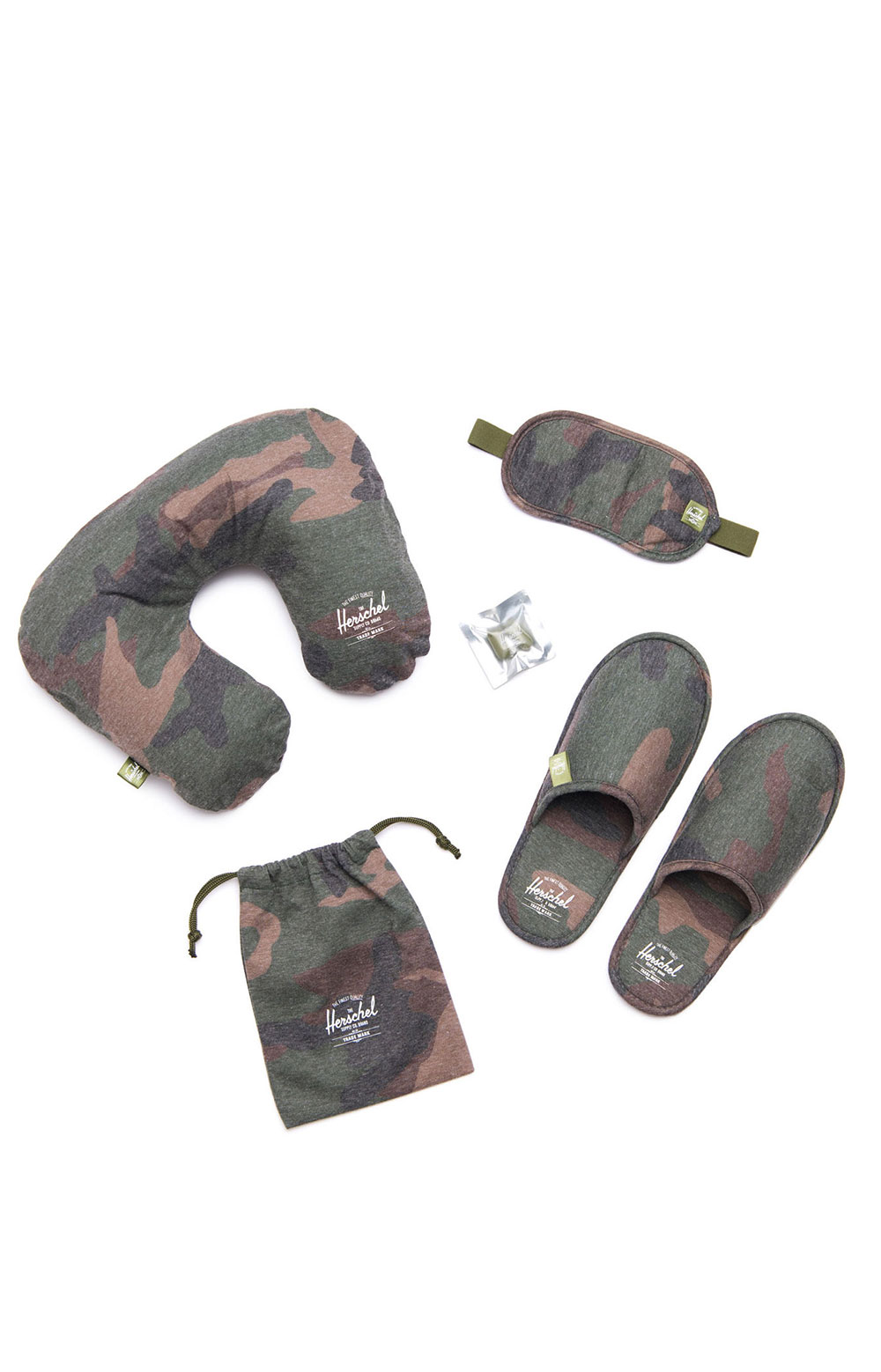 Amenity Kit - Woodland Camo