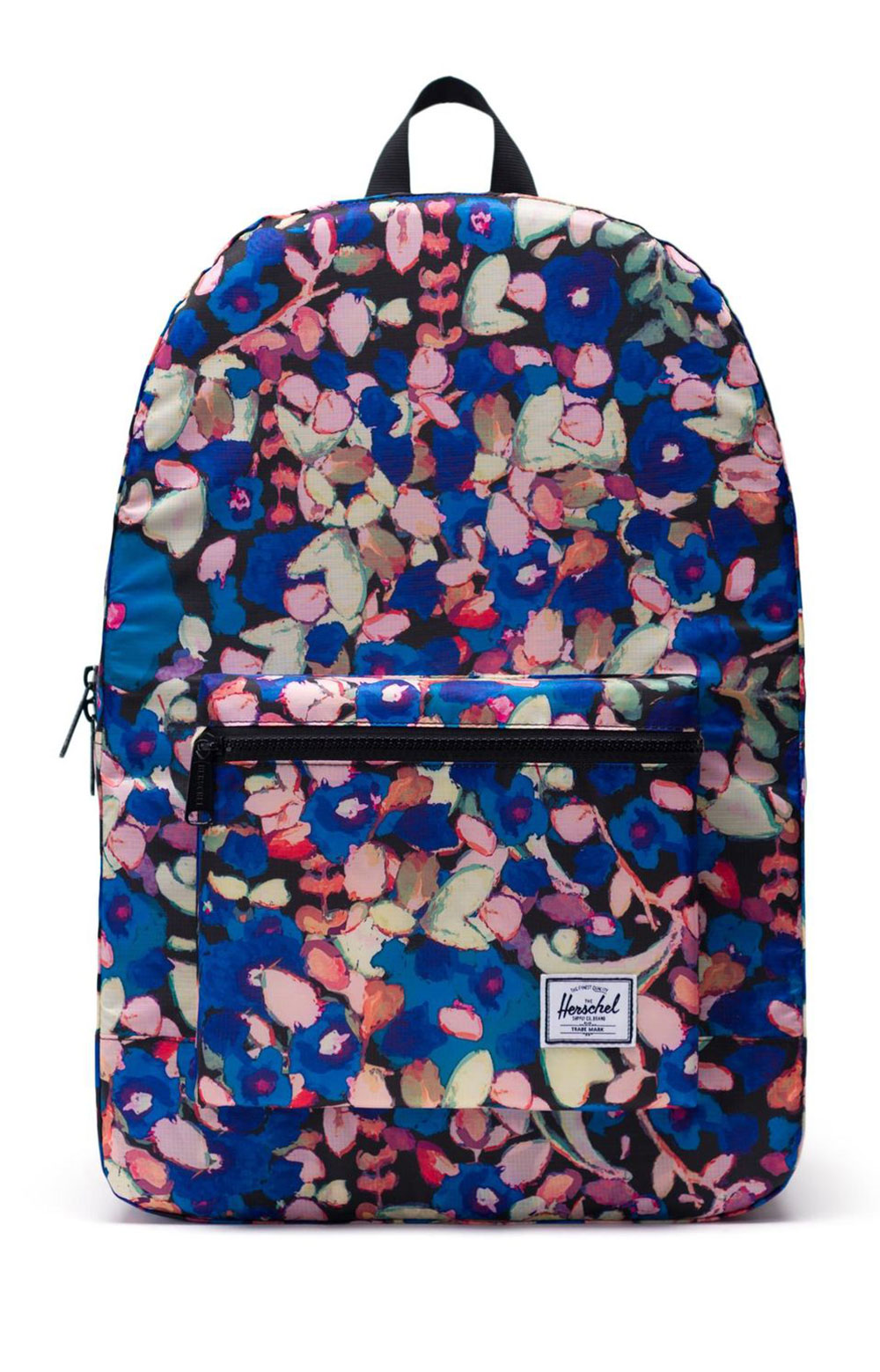 Packable Daypack - Painted Floral