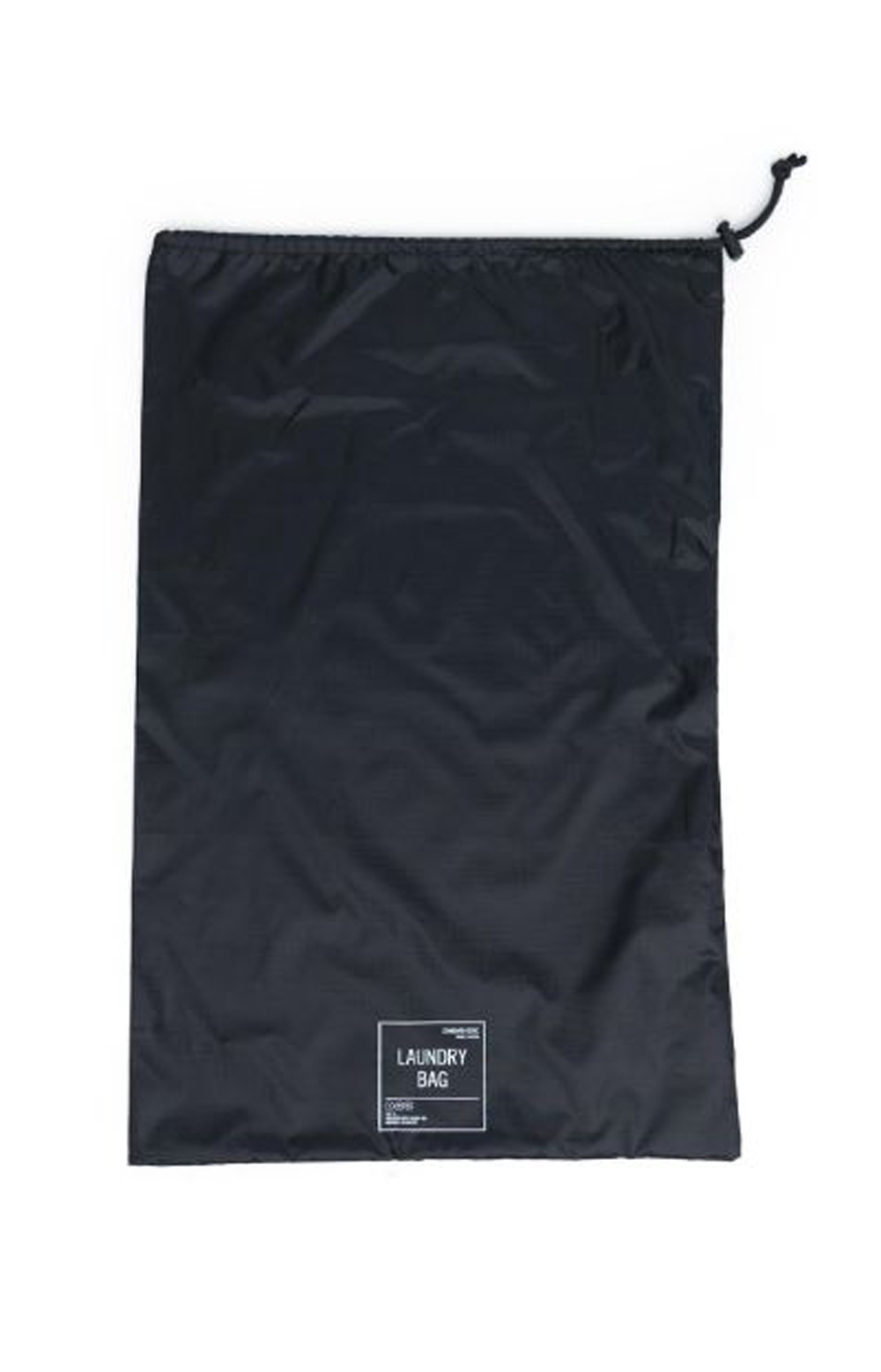 Laundry / Shoe Bag Set - Black 2