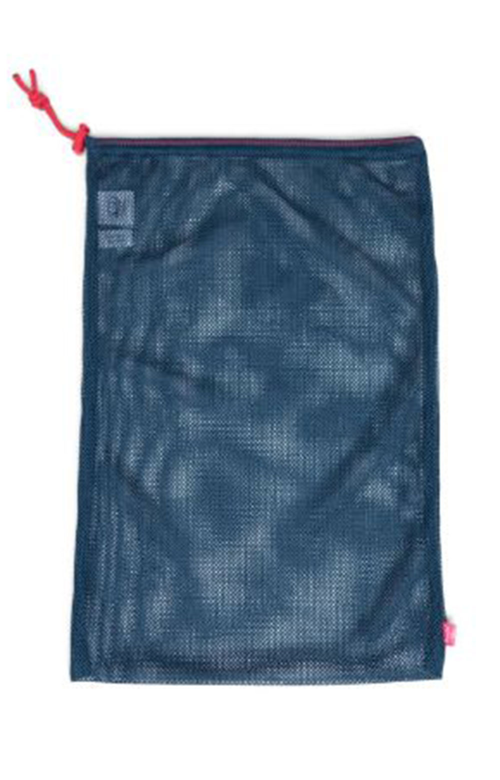 Laundry / Shoe Bag Set - Navy/Red 4