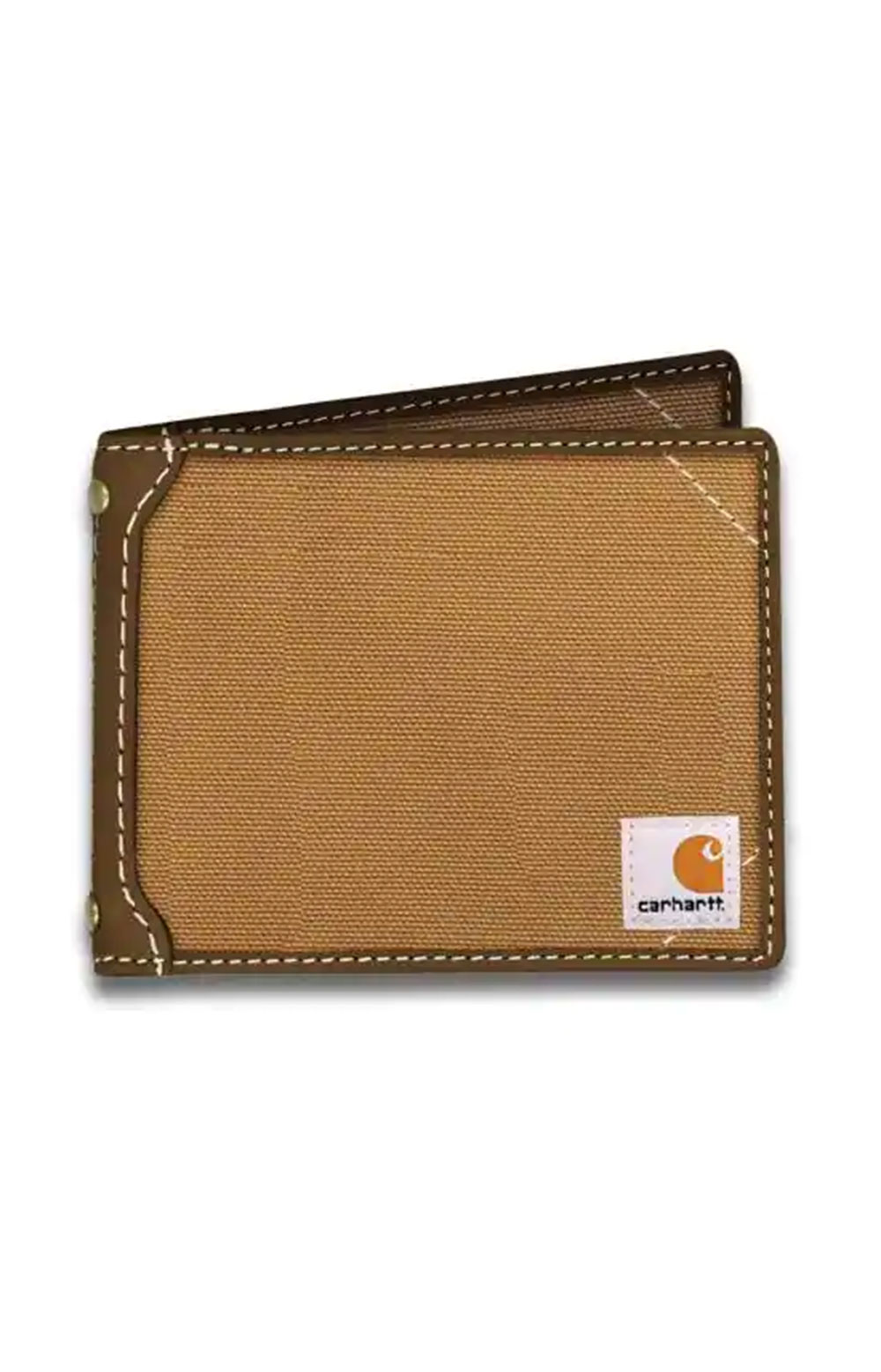 Carhartt, Canvas Passcase Wallet - Brown