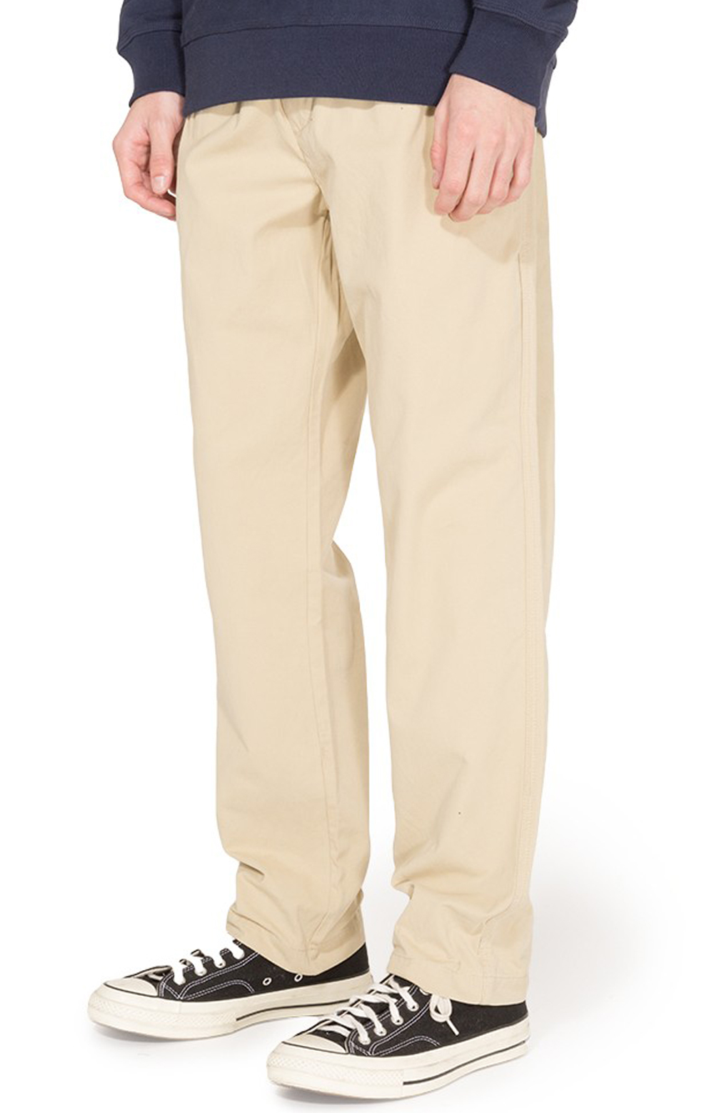 Brushed Beach Pant - Khaki