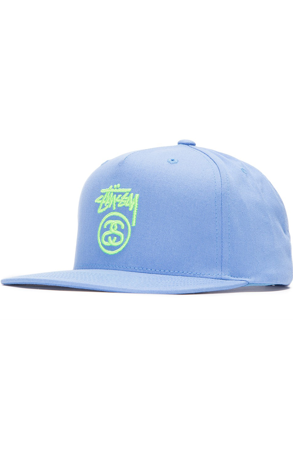 SU18 Stock Lock Snap-Back Hat - Blue