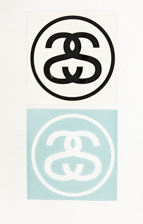 Small SS-Link Decal-3.5'
