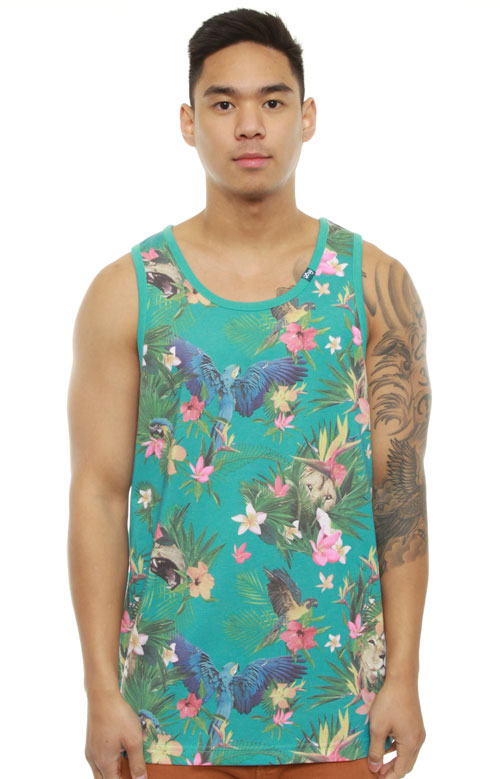 675f606cacd226 Hawaiian Safari Tank Top