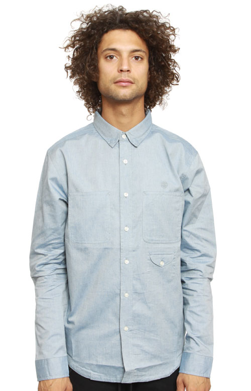 Redtail Workshirt - Light Blue