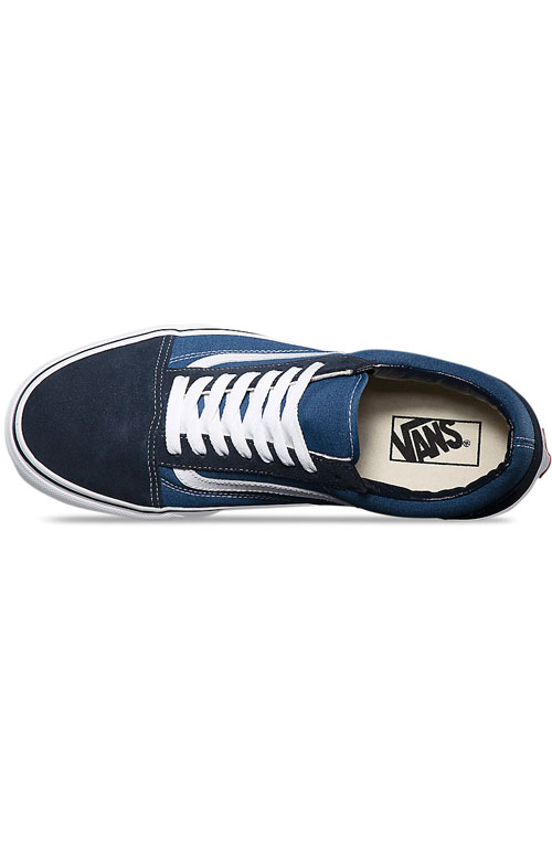 (D3HNVY) Old Skool Shoe - Navy 2